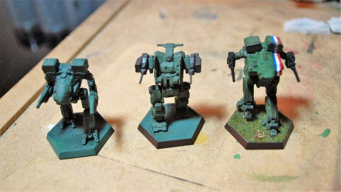 Amassing the Troops #1 - 3D Printing MWO