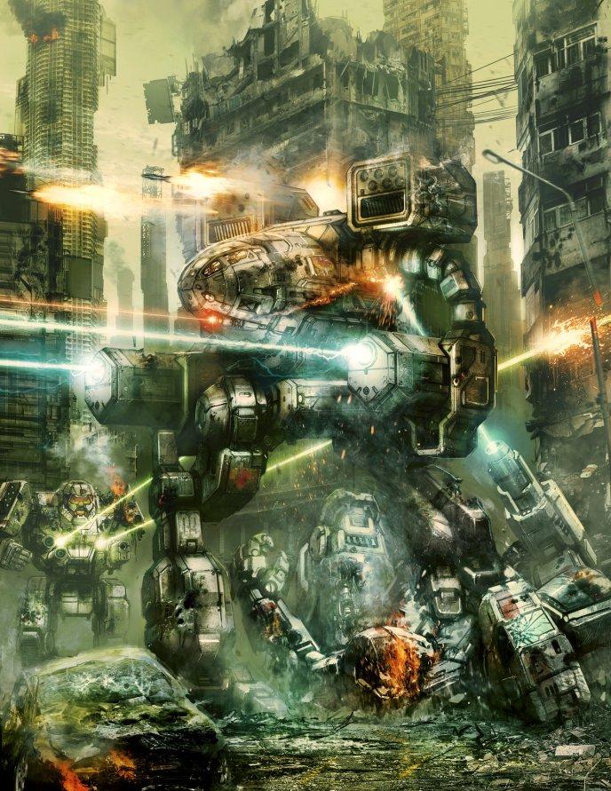 Inspec-SHAN!! #2? – Battletech