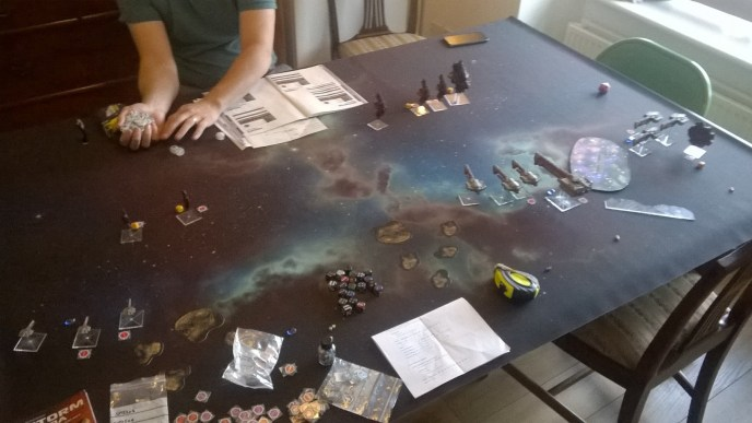 News from the Front #6 - 750pts Dindrenzi versus Relthoza
