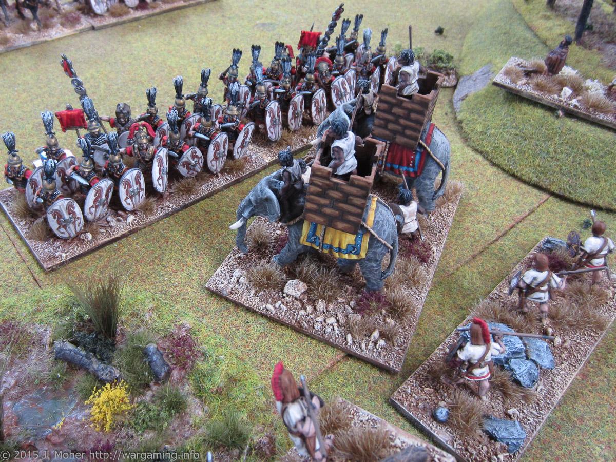 Punic Wars Impetvs Wargamingfo