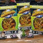 The arrivals: 3 boosters unopened