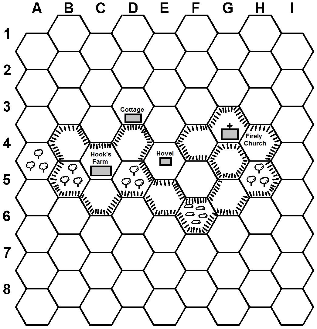 Wargame Hex Terrain Maps | Wiring Diagram Database