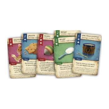 Dale of Merchants cards (spanish)