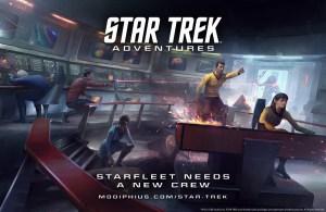 Star Trek Adventures La Flota te necesita