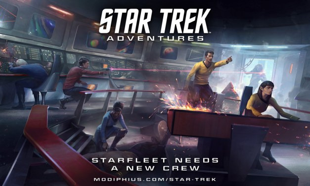 Star Trek Adventures: Presentación, ambientación y contenido  reseña
