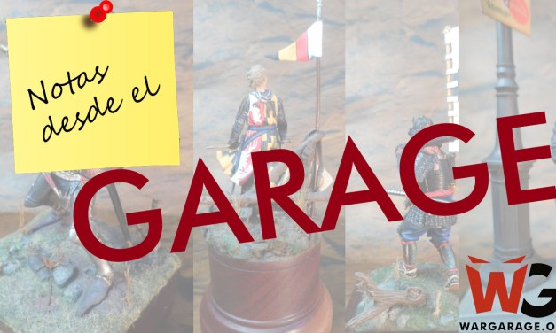 Ambientación para miniaturas – Notas desde el Garage