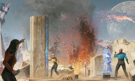 Star Trek Adventures RPG Sistema d20 y Personajes Reseña
