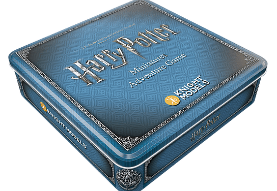 Harry Potter Miniatures Adventure Game Kickstarter de Knights Model