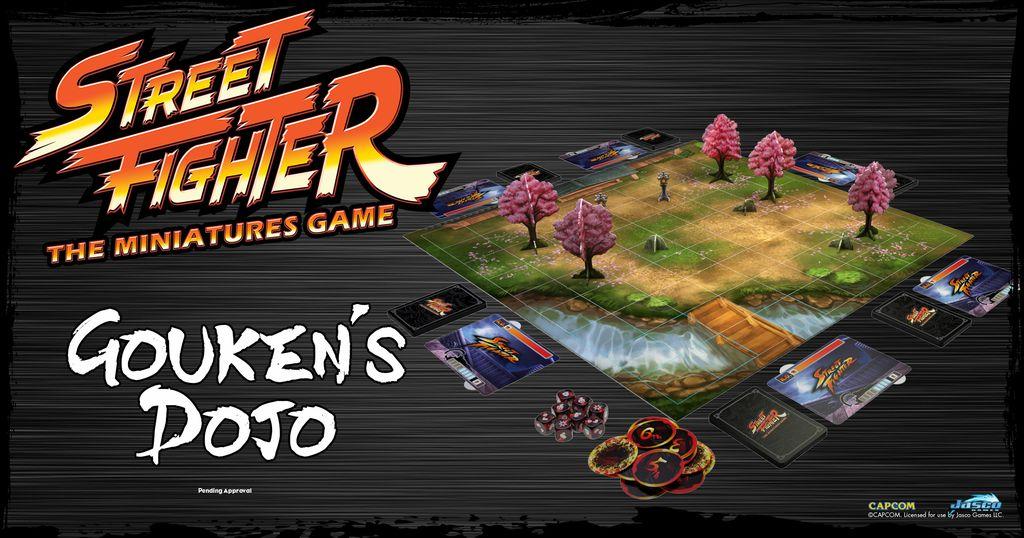 Street Fighter Miniatures Game en Kickstarter (+ filtración y costos)