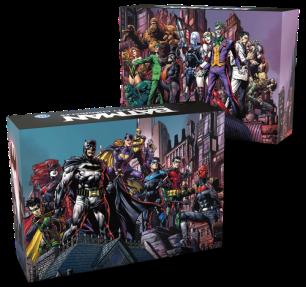 Batman: Gotham Chronicles basic boxes