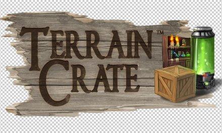 Mantic Games lanza TerrainCrate, mobiliario para calabozos y escenarios futuristas para juegos de rol y wargames de miniaturas