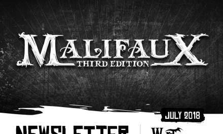 Wyrd anuncia Malifaux Tercera Edición, Betatesting, Gen Con, disponibilidad en español y más.
