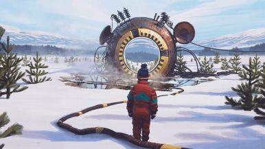 El sentido de maravilla, el explorar y resolver el misterio deben ser los motores que guíen una aventura en Tales from the Loop