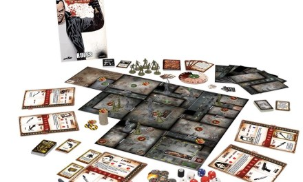 Mantic Games en Gen Con 2018: The Walking Dead, Mantic Night y más