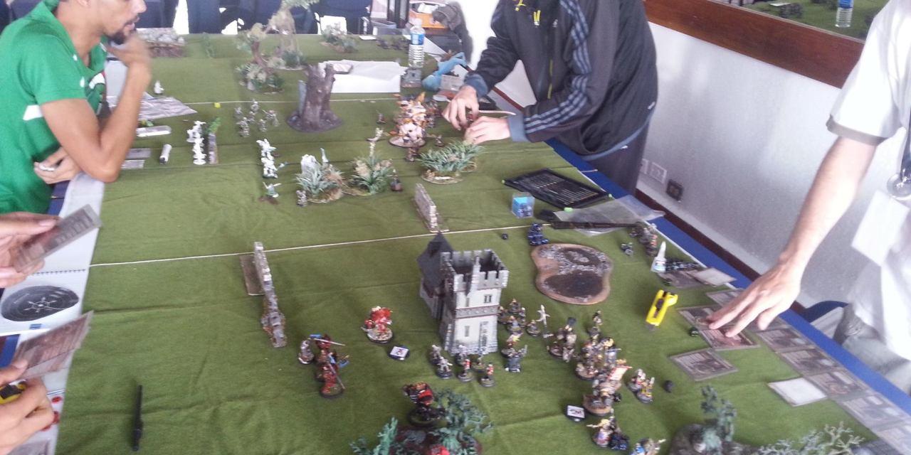 ¿Qué son los Wargames (o Juegos) de miniaturas?