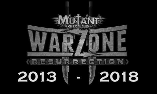 Prodos Games: Muere Warzone Resurrection y anuncio de un nuevo juego de miniaturas