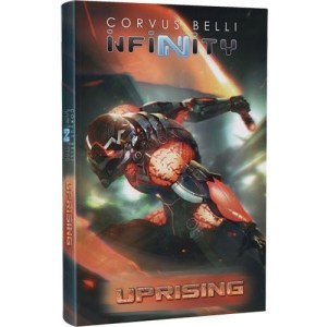 Infinity Uprising Cover