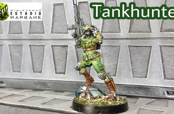 Infinity the Game Tankhunter