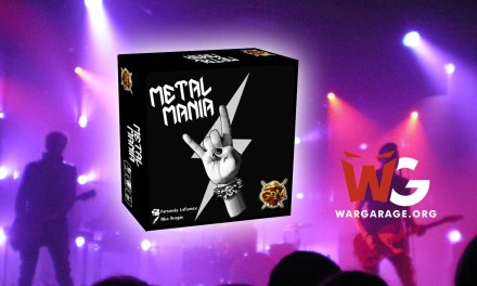 METAL MANIA manage YOUR OWN HEAVY METAL BAND in THIS BOARD GAME (REVIEW)