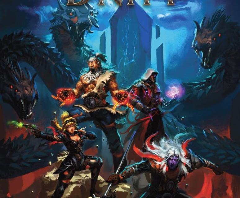 Unity RPG, conoce este juego de rol de Fantasía Oscura