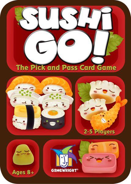 Juego de cartas Sushi Go