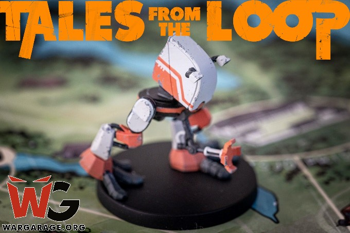 Tales from the Loop The Board Game Kickstarter (+PnP)