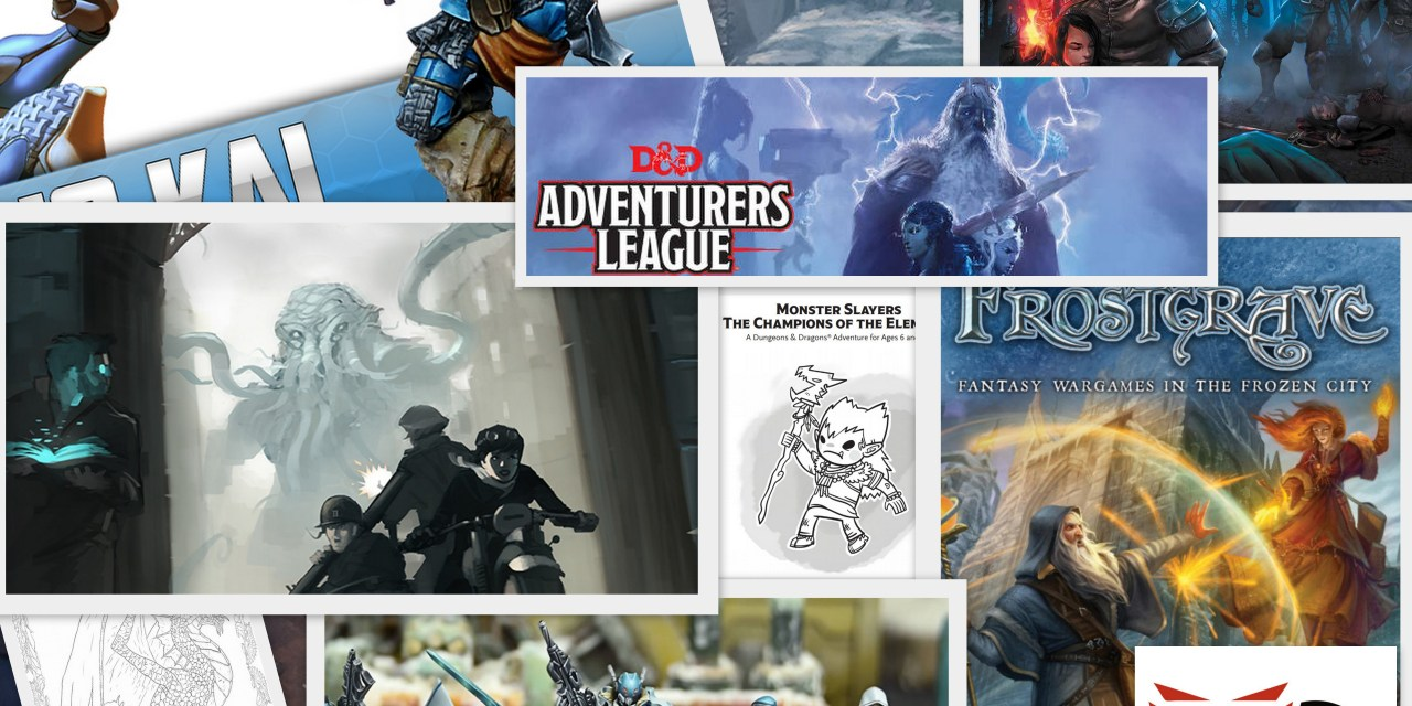 Wargames y juegos de rol RPG gratis PnP (inglés y español) para la cuarentena