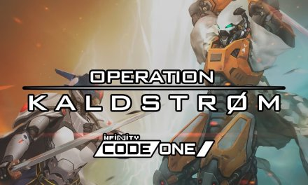 Infinity Code One: Operation Kaldstrom. Primeras impresiones