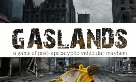 Gaslands un Wargame de carreras con autos artillados que puedes jugar con tus Hot Wheels