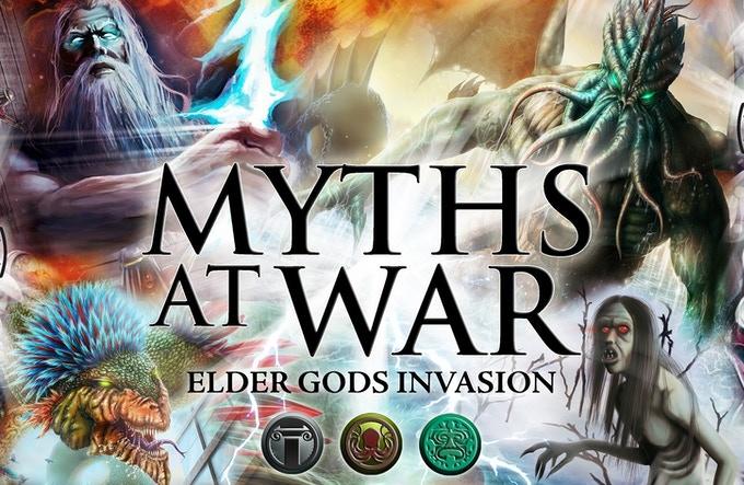 Myths at War (Review and Kickstarter)