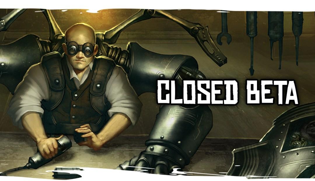 Malifaux Tercera Edición, Beta cerrada