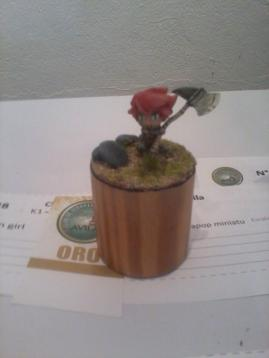 Bárbara de SDE Oro en Categoría Soda Pop Miniatures