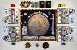 Terraforming Mars es editado en español por Maldito Games