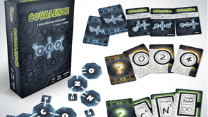 Covalence A Molecular Building Game