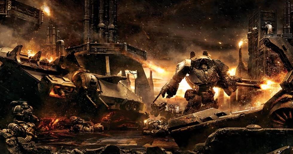 Imagen de Warhammer 40,000