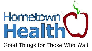 Home town health logo