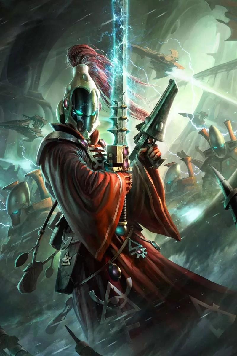 Aeldari Warlock