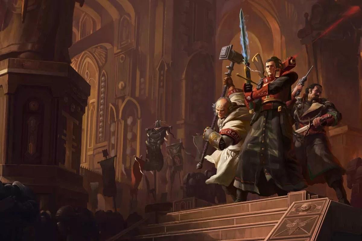 Resurrection The Horusian Wars
