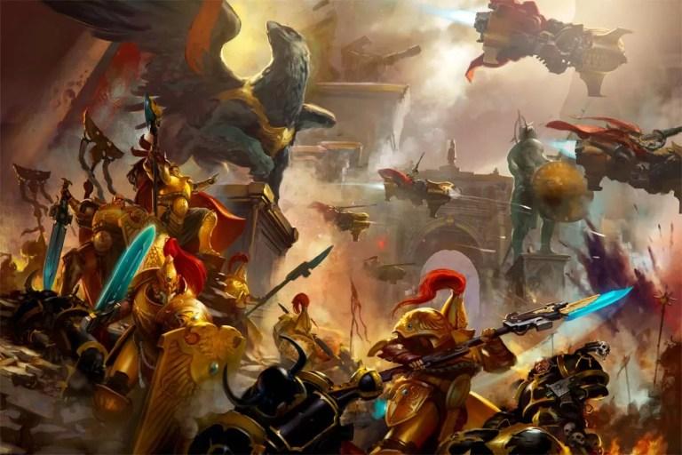 The Golden Legion