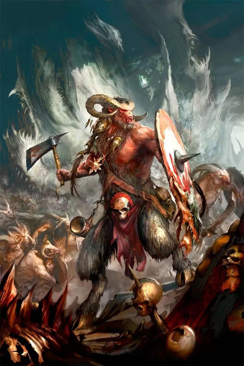 Warhammer Age of Sigmar Art  WARHAMMER ART