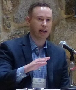 Adam Cooper from ACR at WRA mtng 9-18-16