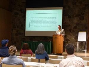 Keynote speaker Dennis Hagemann