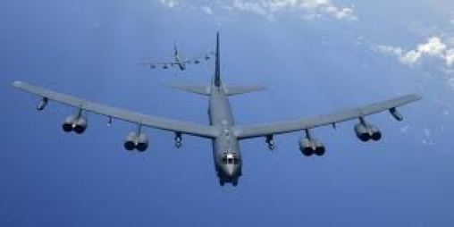 U.S. B-52 bombers dropped 20,000 tons of bombs on Hanoi, North Vietnam, to force the Vietnamese to restart peace talks.