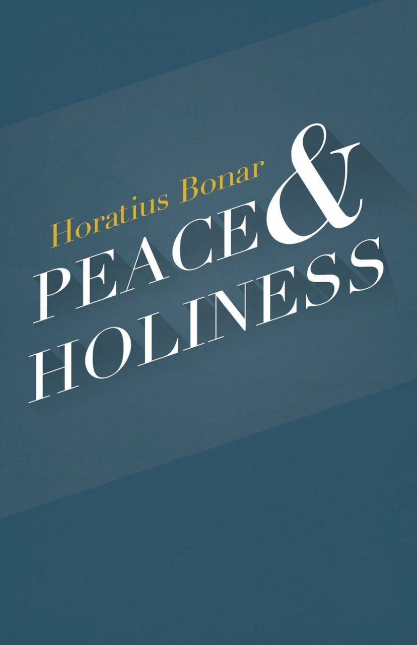 Peace & Holiness Bonar front cover