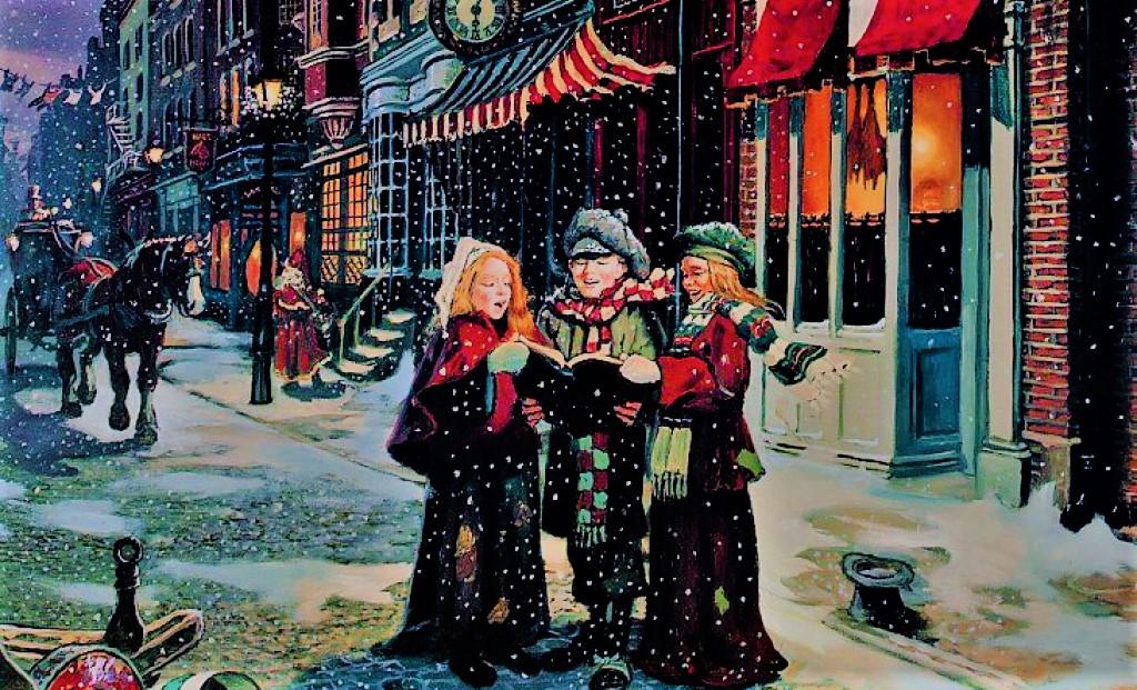 16. The Christmas Season