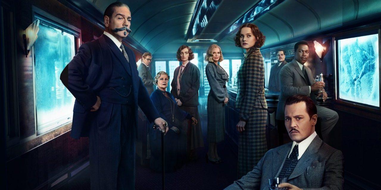 66. Murder on the Orient Express (Kenneth Branagh movie)