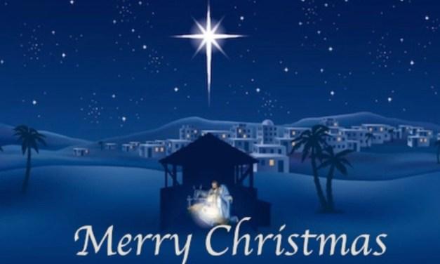 The rebirth of Christmas…