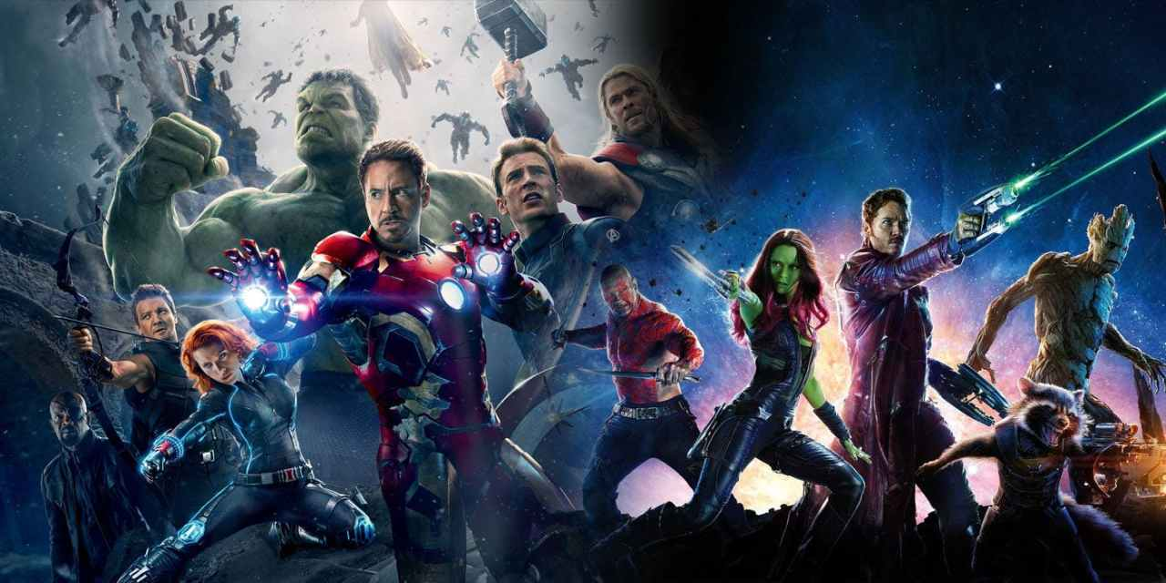 Avengers take two!! (recorded in the multi-verse)