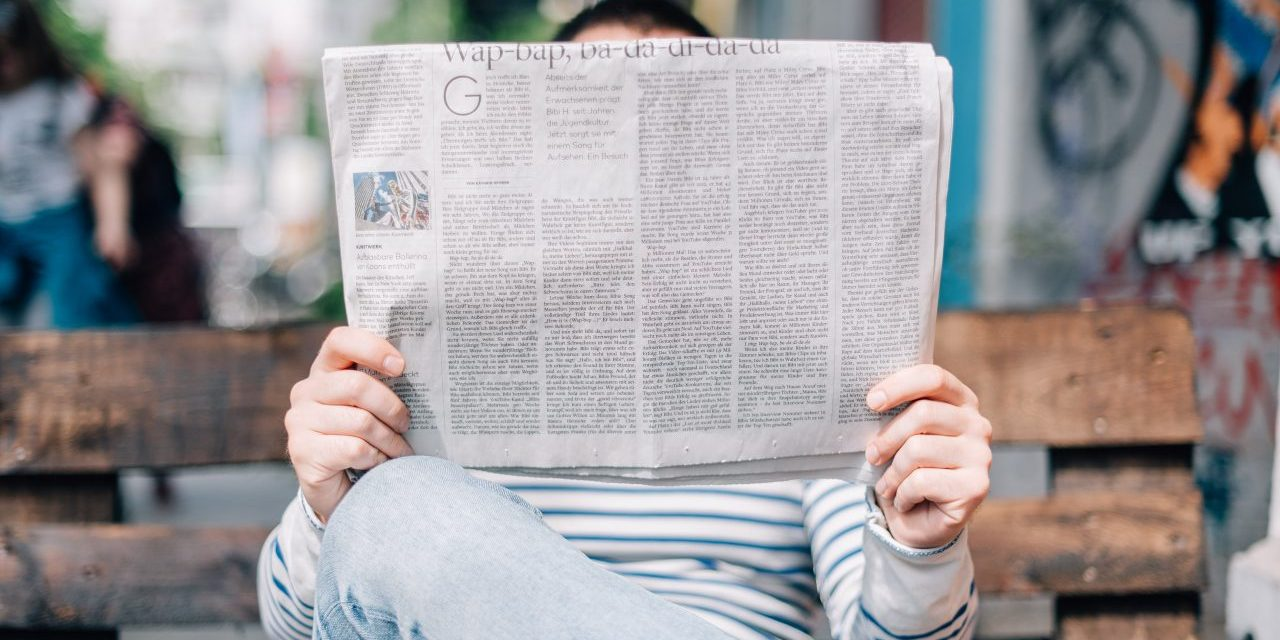 Should we bother to read the news?