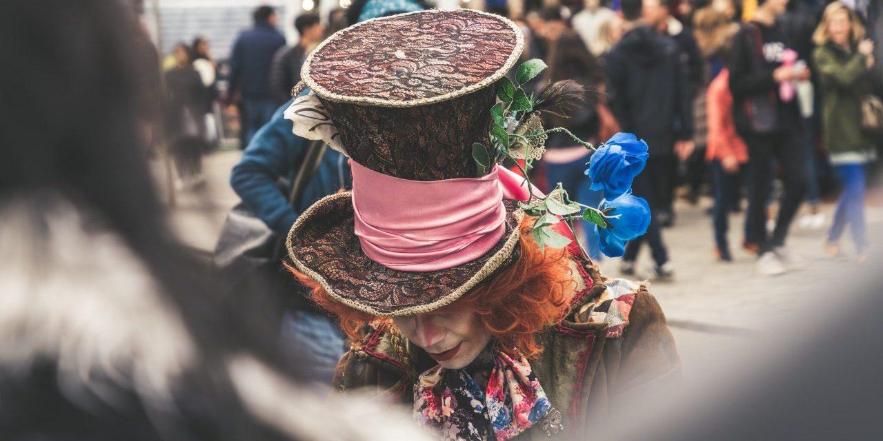 131. Alice in Wonderland